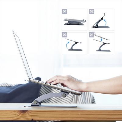 클레버 이지뷰 맥북 노트북 알루미늄 거치대
