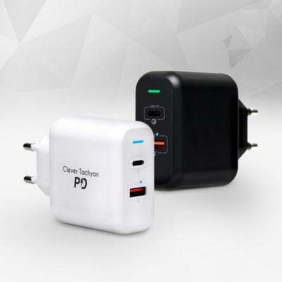클레버 타키온 USB PD 퀵차지3.0 고속멀티충전기 CTM-06M