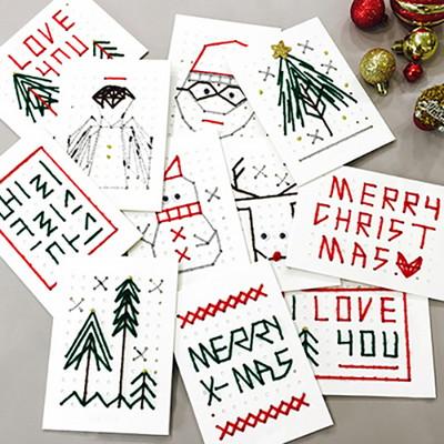 S.M.C DIY KIT for Christmas (2개세트)