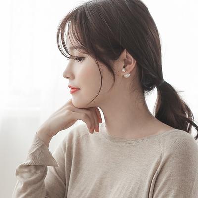 제이로렌 0M0974 송혜교 황정음 st 진주 투웨이 귀걸이