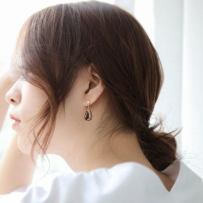제이로렌 SM056 에스닉 무라노비즈 귀걸이