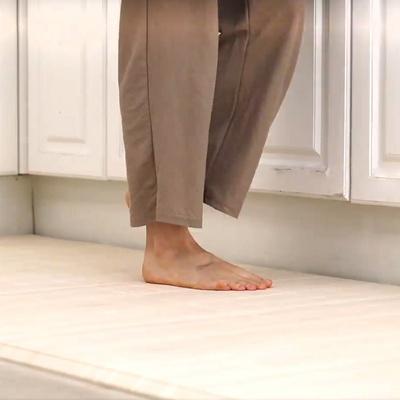 미라벨 씽크대 부엌 PVC 발편한 주방매트 싱글형
