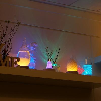 LED 디퓨저 코스터라이트