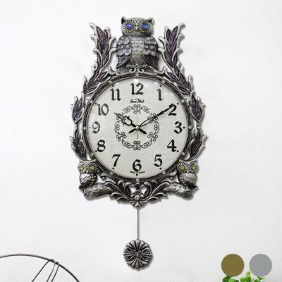 무소음 승리부엉이 추벽시계 SUN-147