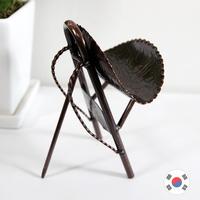 재물운 지게(소) 전통 동공예 풍수 장식품 STD-526