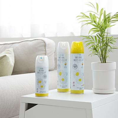 가정용 천연성분 살충제 내츄럴인섹트 - 레몬향X2 (500ml)