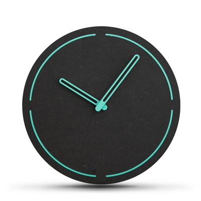 라운드엣지 무소음 벽시계 (No-noise wall clock)