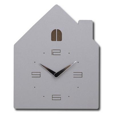 Minimal House Attic 무소음 벽시계