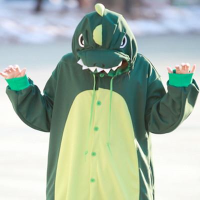 사계절동물잠옷-공룡