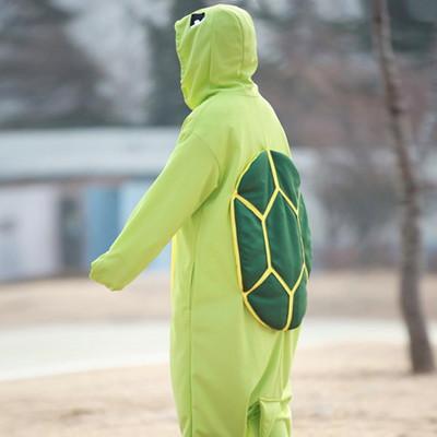 사계절동물잠옷-거북이