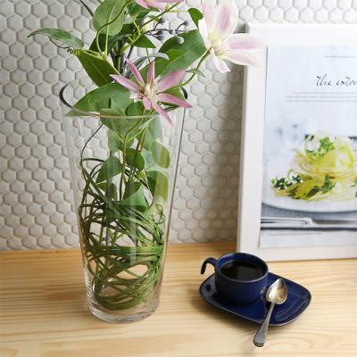 소나타 유리꽃화병 (대)