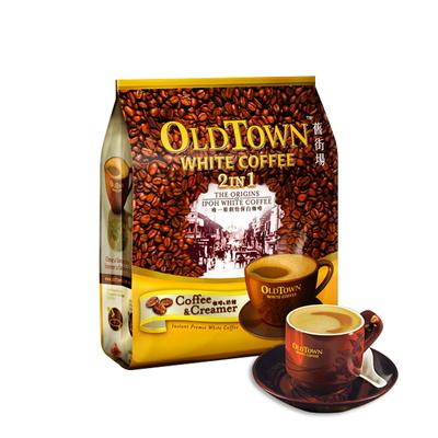 말레이시아 올드타운 화이트커피 커피 앤 크리머 커피믹스