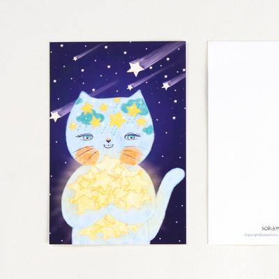 우리옆집 고양이 엽서