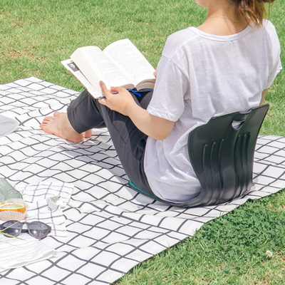 에이블루 커블체어 자세교정의자