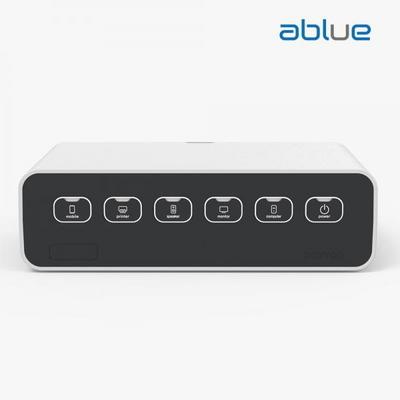 에이블루 박스탭 일반형 프리미엄 전선정리 멀티탭 (AB500)