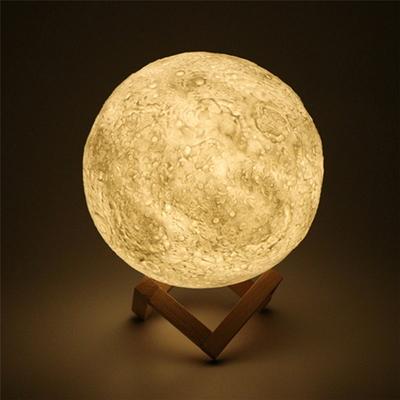 Moon light 3D 입체 힐링 달조명 무드등