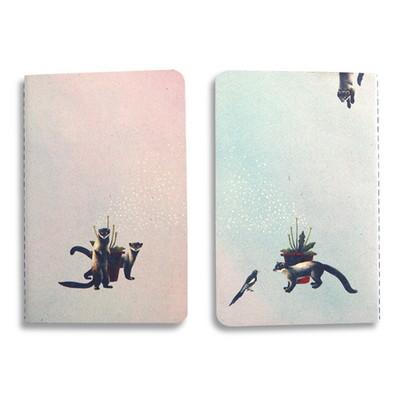 하루 한달 플래너 Special Edition1(꽃사슴-담비)