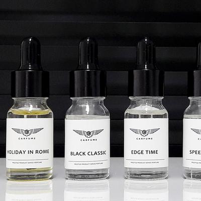 카퓸 리필섬유팰트포함 프레그런스 차량용 방향제 오일 Fragrance diffuser oil 10ml