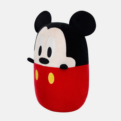 미키마우스 미니미 캡슐모찌인형