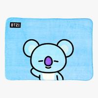 BT21 담요_코야