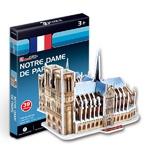 세계유명건축물 입체퍼즐 노틀담대성당 미니