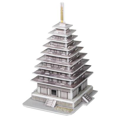 입체퍼즐 미륵사지석탑과 정림사지오층석탑