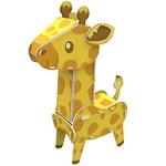 큐빅펀 입체퍼즐 야생동물 기린 대형