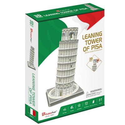 큐빅펀 3D퍼즐 피사의 사탑(소)