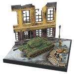 큐빅펀 3D퍼즐 소비에트 T-34-55전차