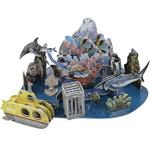 내셔널지오그래픽 3D퍼즐 바닷속모험