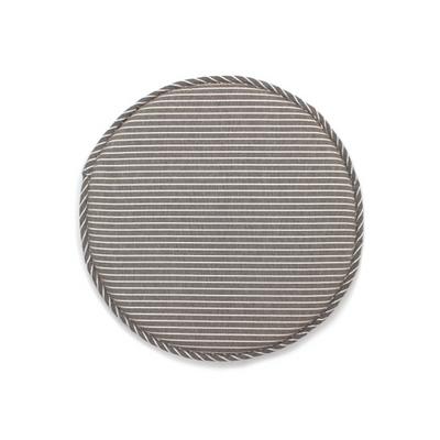 스트라이프 원형 논슬립 방석