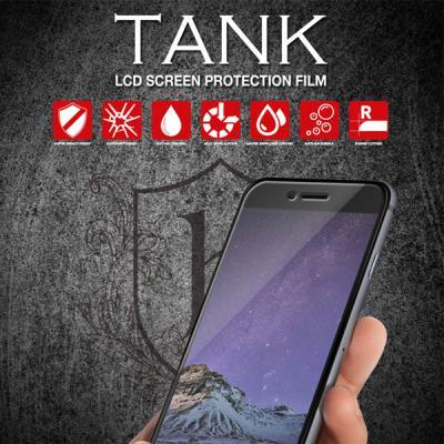 LG X4 플러스 탱크 강화유리 방탄필름 LM-X415