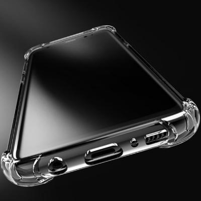 LG Q9 에어쿠션 TPU 투명 범퍼 젤리 케이스