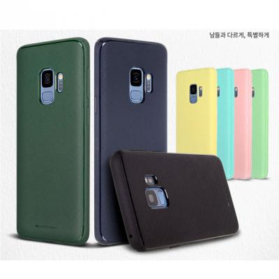 LG G8 스타일룩스 컬러 젤리케이스