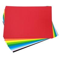 A4색상지 100장(10색혼합)