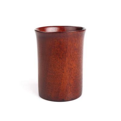숨쉬는나무 - 통원목 옻칠 물컵