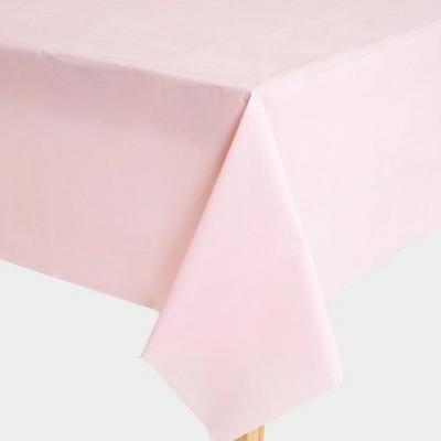 비닐 테이블보 파스텔