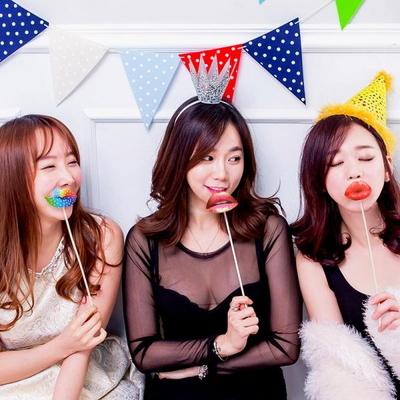 파티프롭스 섹시입술 20개입 _partypang