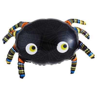 [원팩] 할로윈은박풍선 거미 82x55cm _partypang