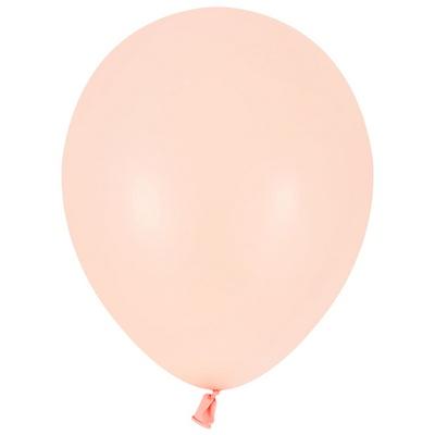 마카롱풍선 라운드 30cm 라이트 핑크 50입 _partypang
