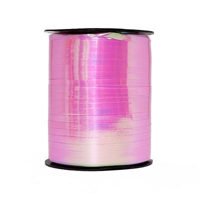컬링리본 450m [홀로그램 핑크] _partypang