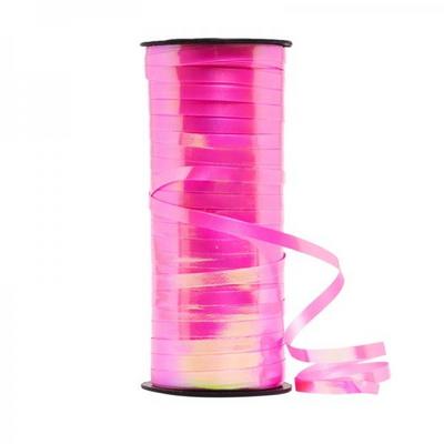 컬링리본 90m [홀로그램 핑크] _partypang