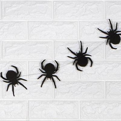 할로윈 심플가랜드 4m [거미] _partypang