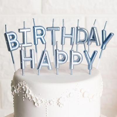 생일캔들 HAPPY BIRTHDAY [메탈릭스카이] _partypang