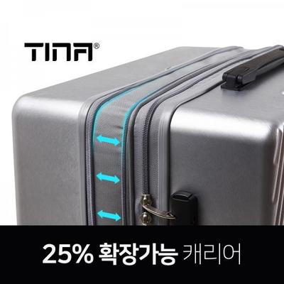 [티나]100% PC TG407 캐리어 30인치_티타늄블랙