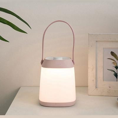 마카롱 LED 충전식 무드등 캠핑등 조명 감성램프 출산선물 임신축하선물 아이방 인테리어 충전용 무선