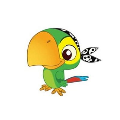 제이크의 앵무새 콩인형