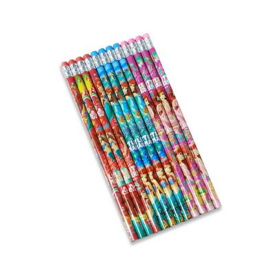 인어공주 연필 세트 (12개입)