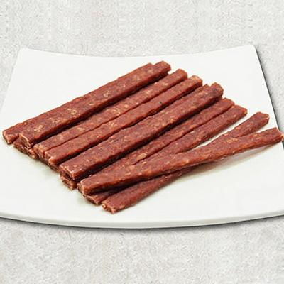 b)건강에 좋은 맛집 간식 100g(소간)