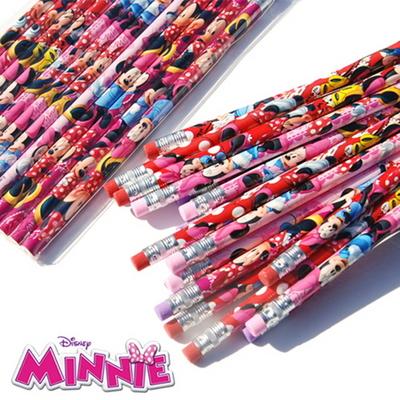 미니마우스 연필 세트 (12개입)